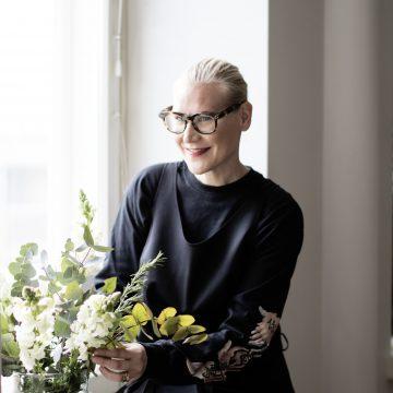 <b>Luomukaapilla:</b> <i>Jenny Jansson</i>