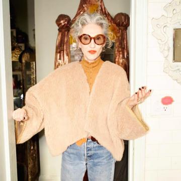 <i>Inspiroivimmat</i> <b>instagrammaajat:</b> <i>granny style</i>