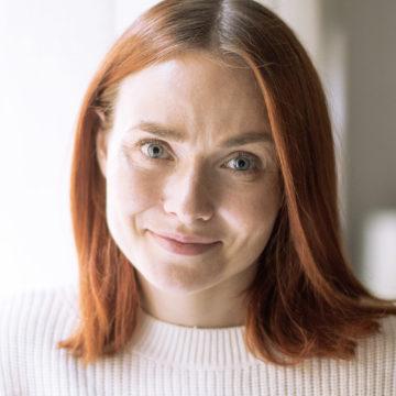 <i>Luomukaapilla:</i> <b>Katja Kokko</b>